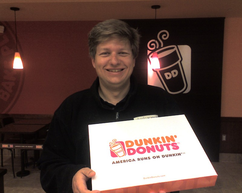 Dunkin Donuts finally open in the dirty D-town